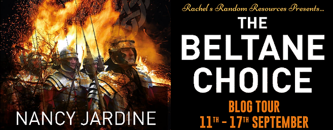The Beltane Choice Banner