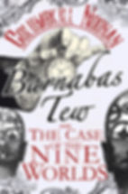 Barnabas Tew and the Case of the Nine Worlds Cover