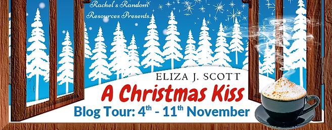 A Christmas Kiss Banner