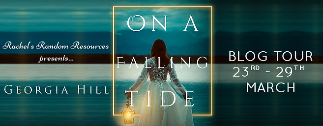 On a Falling Tide Banner