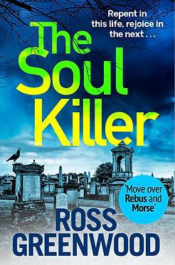 The Soul Killer Cover
