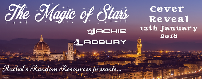 The Magic of Stars Blog Tour Banner