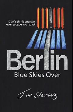 Blue Skies Over Berlin Cover