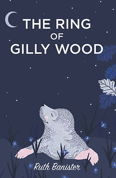 The Ring of Gilly Wood Cover