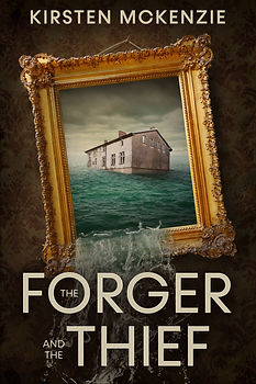 The Forger and the Thief Cover