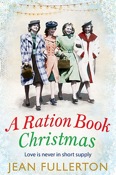 A Ration Book Christmas Cover