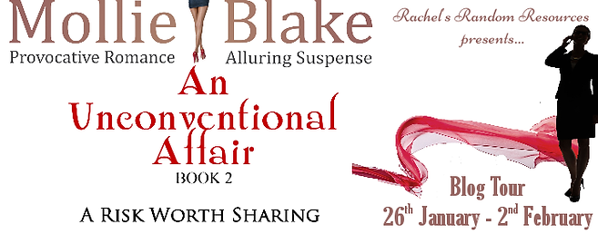 An Unconventional Affair Book 2 Banner