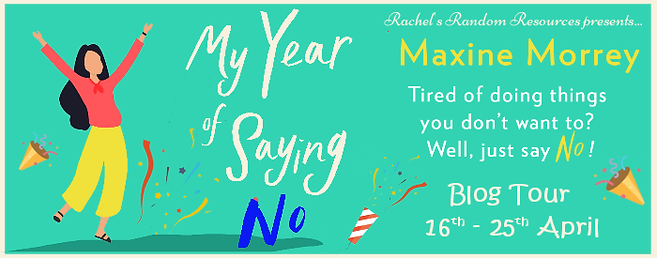 My Year of Saying No Banner
