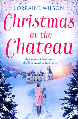 Christmas at the Château Cover