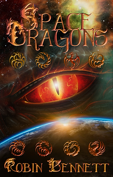 Space Dragons Cover