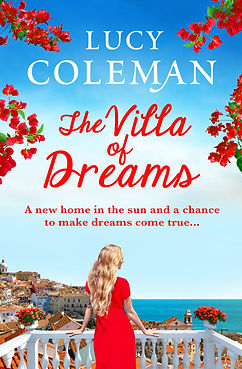 The Villa of Dreams Cover