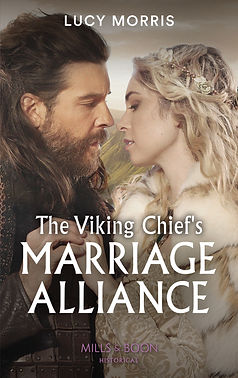 The Viking Chief's Marriage Alliance Cover