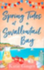 Spring Tides at Swallowtail Bay Banner