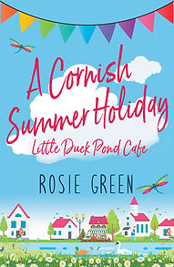 A Cornish Summer Holiday at the Little Duck Pond Cafe Cover