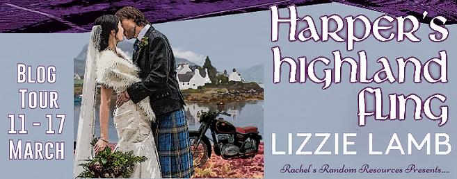 Harper's Highland Fling Banner