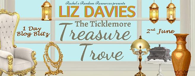 The Ticklemore Treasure Trove Banner