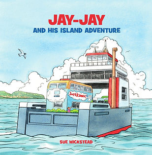 Jay-Jay and his Island Adventure Cover