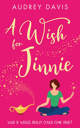 A Wish For Jinnie Cover