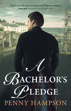 A Bachelor's Pledge Cover