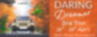 Daring Dreamer Banner