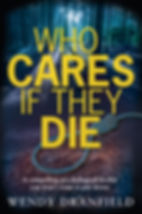 Who Cares if they Die Cover