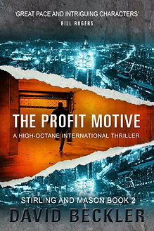 The Profit Motive Cover