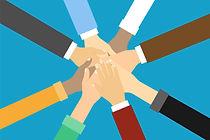 Togather we make a better a community.jp