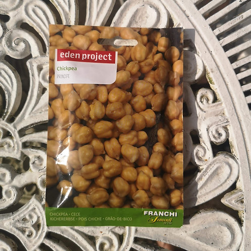 Chickpea from Franchi Seeds (1 pack allowance)