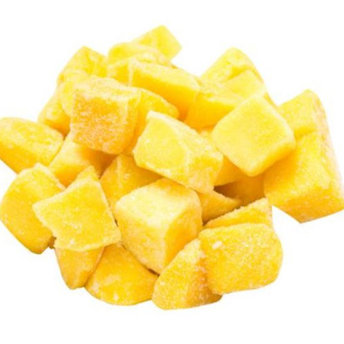 Frozen Mango per 500g - COLLECTION ONLY