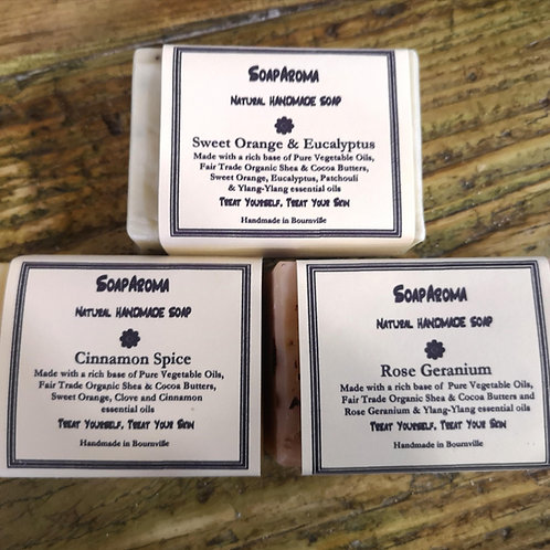 Made in Bournville Soap - Soap Aroma