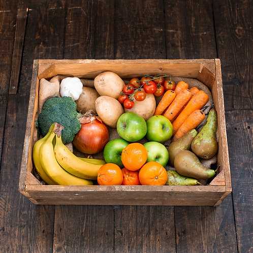 Fruit and Veg box (£12)