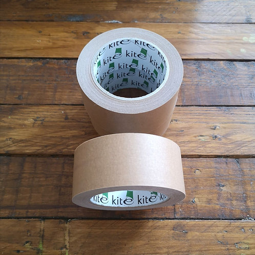 Brown Parcel Tape - recyclable