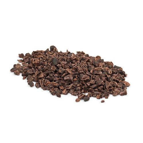 Raw Cacao Nibs (per 100g)