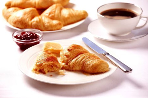 All Butter Croissant (4 pcs) COLLECTION ONLY