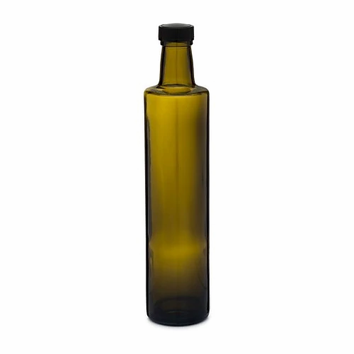 Garlic Infused Rapeseed Oil from Staffordshire (250ml) with glass bottle