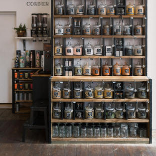 Herbs and Spices Shelving