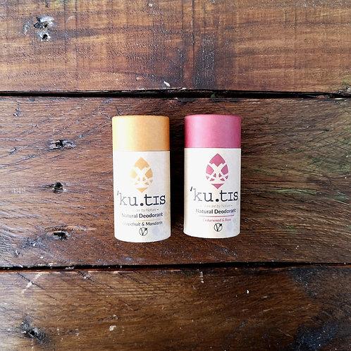Kutis Deodorant (2 vegan options)