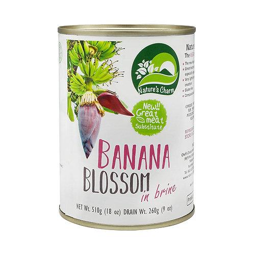 Banana Blossom (in water)