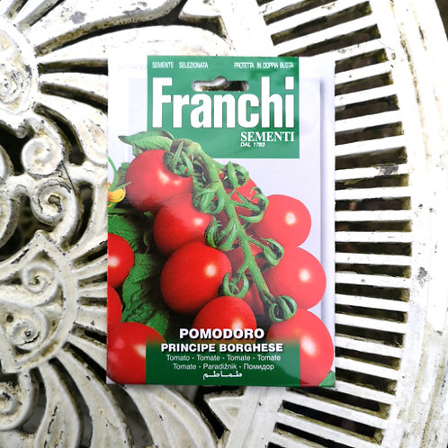 Tomato Principe Borghese from Franchi Seeds