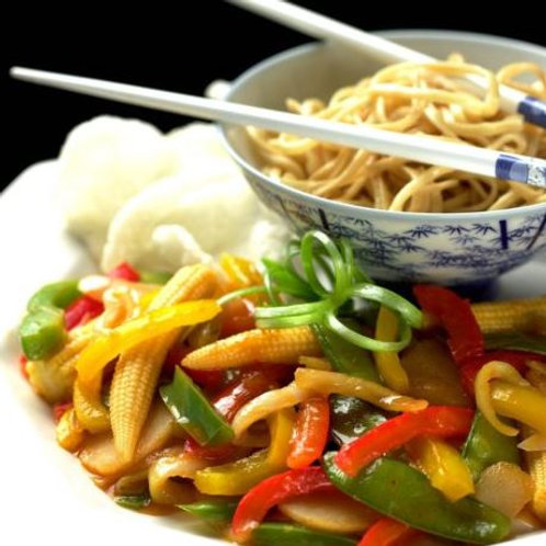 Chinese Stir Fry (500g) COLLECTION ONLY