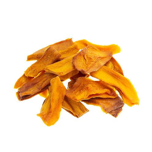 Dried mango strips (per 100g)