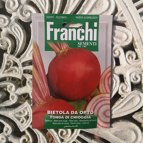 Beetroot from Franchi Seeds (1 pack allowance)