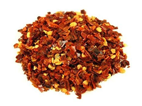 Crushed Chilli Flakes (per 50g)