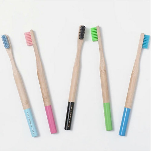 Adult Bamboo Toothbrush (each)