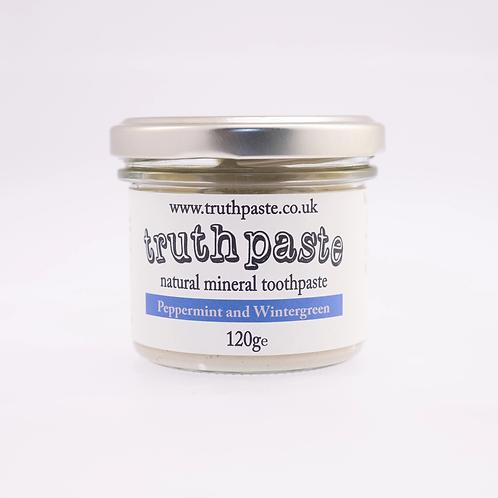 Truthpaste - Peppermint 120g (each)