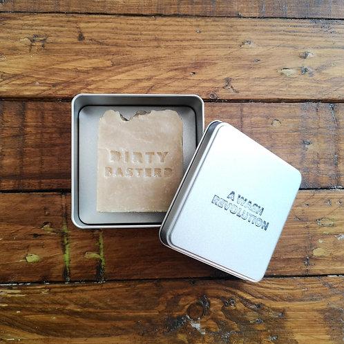 Travel Soap Tin (tin only)
