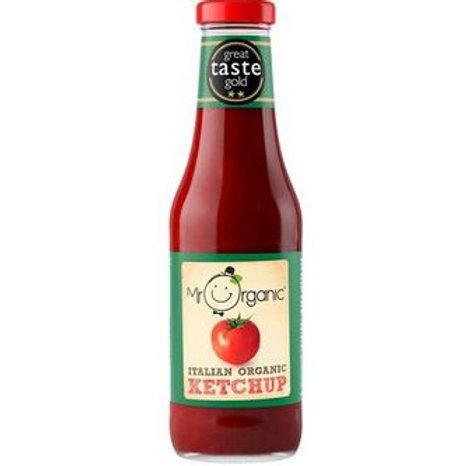 Mr Organic Ketchup (480g bottle)