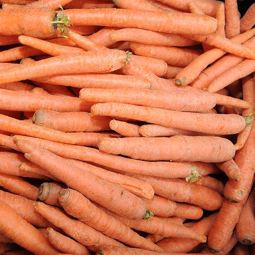 Carrots loose per 500g