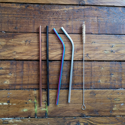 Stainless Steel Straw (EACH)