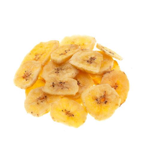 Dried banana chips (per 300g)